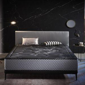 Un colchón elegante para el mejor descanso.